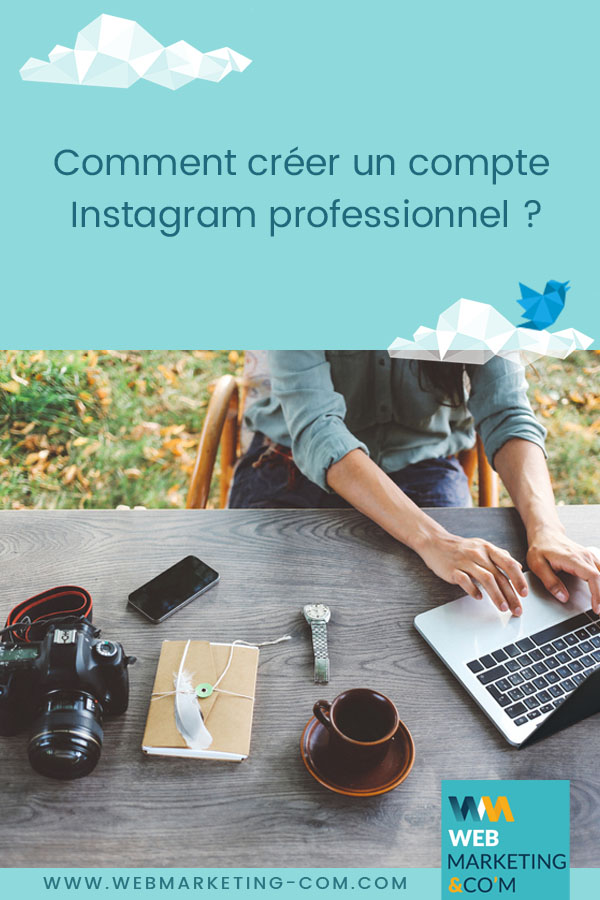 How to create a professional Instagram account? via @Webmarketingcom