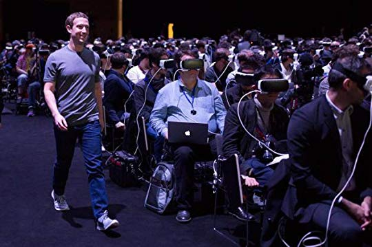 mark zuckerberg virtual reality