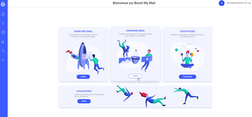 boostmymail email campaign