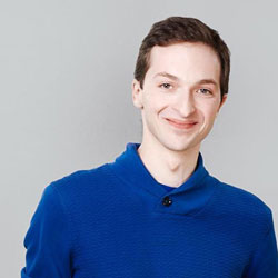 Sylvain Weber, CEO Fastory.io