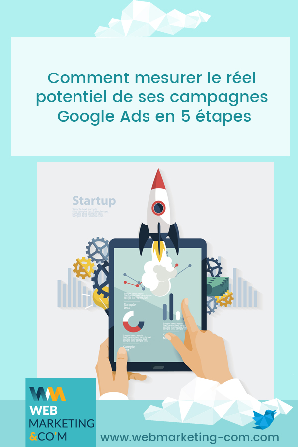 How to measure the real potential of your Google Ads campaigns in 5 steps via @webmarketingcom