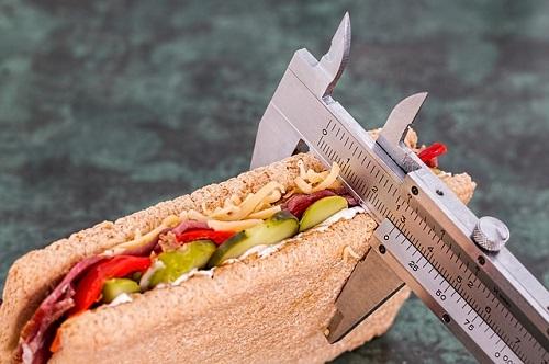 The slimming diet