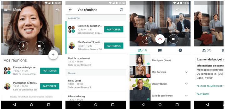 ▷ Videoconference: Google tackle Zoom… 2020 Guide