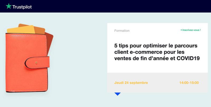 webinar optimizing customer journey