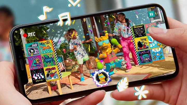 ▷ Lego in turn launches a TikTok-type video application!  2021