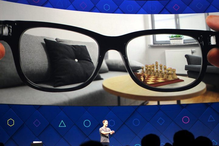 Facebook's smart glasses are coming soon!  2021