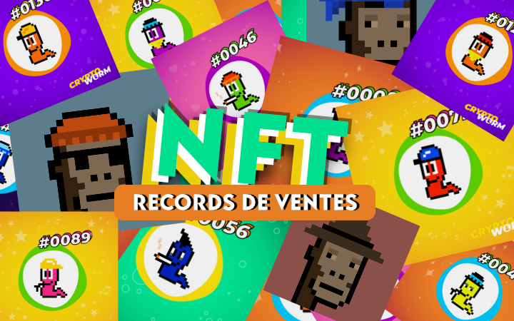 NFT: dizzying sales records!
