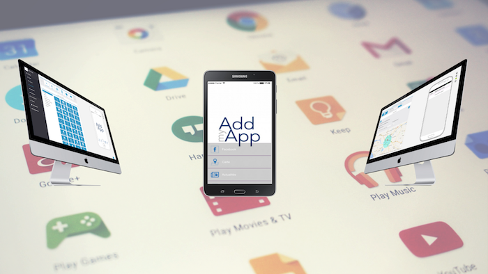 4 editors to create your own mobile application!