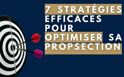 7 effective strategies to optimize your prospecting