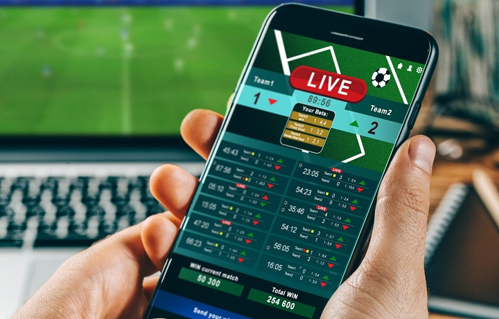 What digital strategies are used in the sports betting sector?