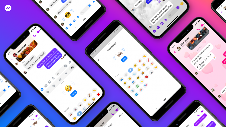 Soundmojis: Emojis on Facebook Messenger finally have a voice!