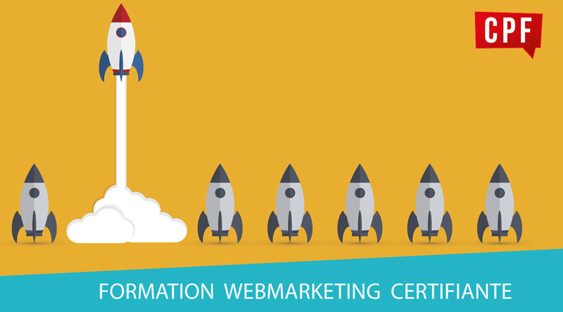 The start of the webmarketing school year is now getting ready!