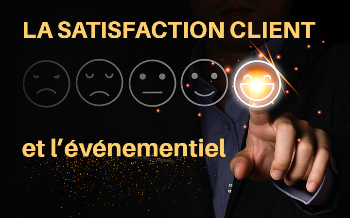 Customer satisfaction and events