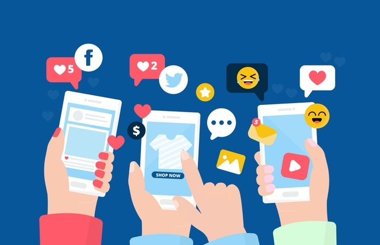 [Infographie] 8 social media forecasts and trends in 2022