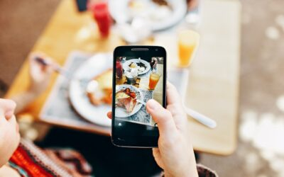 Successful social media strategy in the food industry